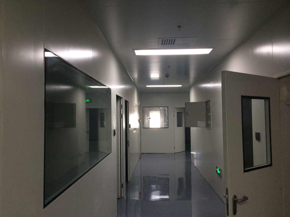 净化车间走廊